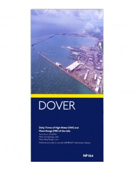 NP164 - Dover, times of High Water and mean ranges
