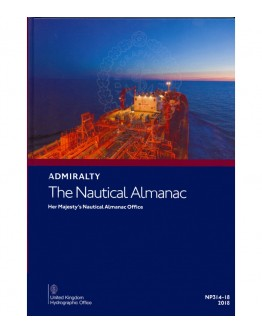 NP314 - THE NAUTICAL ALMANAC