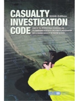 IMO K128E Casualty Investigation Code - DIGITAL VERSION