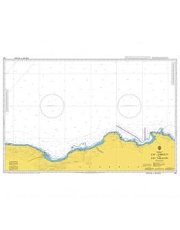 252 - Mediterranean Sea, Algeria, Cap Corbelin To Cap Takouch