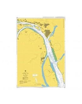 346 - China - Zhu Jiang, Nizhou Tou to Huangpu