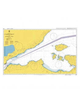 1004 - Turkey - Marmara Denizi, Çanakkale Boğazi (The Dardanelles) to Marmara Adasi - Plan A) İçdaş 1 - Plan B) İçdaş 2