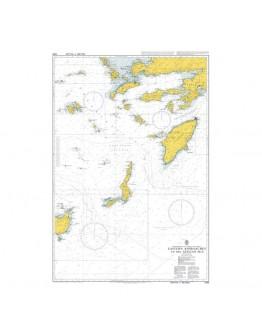 1099 - Mediterranean Sea - Greece and Turkey, Eastern Approaches to the Aegean Sea
