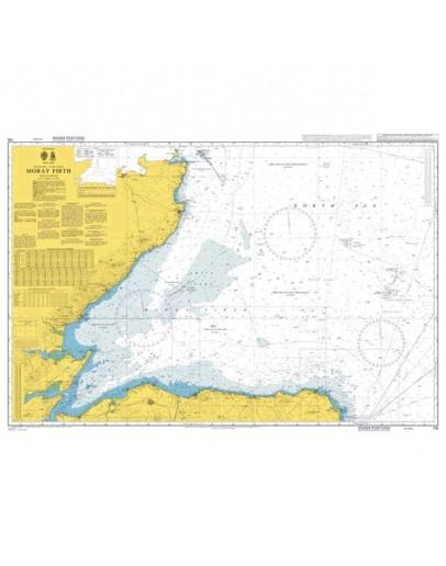 115 - International Chart Series, Scotland - East Coast, Moray Firth