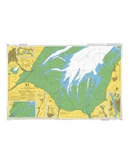 1200 - International Chart Series, England - East Coast, The Wash Ports - Plan A) Boston - Plan B Approaches to Boston