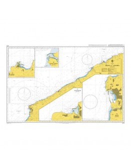 1275 - Black Sea – Turkey, Ereğli to Amasra - Plan A) Amasra - Plan B) Bartin Limanı - Plan C) Zonguldak - Plan D) Ereğli