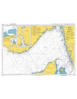 1402 - International Chart Series, Skagerrak - Plan A) Hirtshals - Plan B) Hantstholm