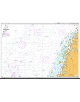 1430 - International Chart Series, Norway - West Coast, Sklinna to Tennholmen