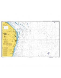 1504 - International Chart Series, England - East Coast, Cromer to Orford Ness