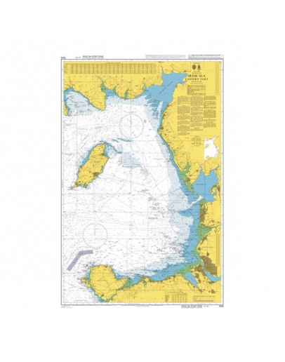 1826 - International Chart Series, United Kingdom, Irish Sea Eastern Part