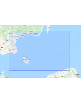 2018 - International Chart Series, Baltic Sea, Ystad to Öland and Stilo