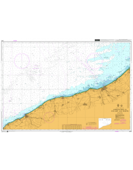 2148 -  France - North Coast, Approaches to Fécamp and Dieppe