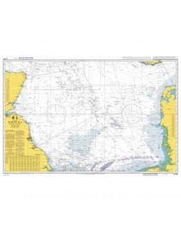 2182B - International Chart Series, North Sea Central Sheet