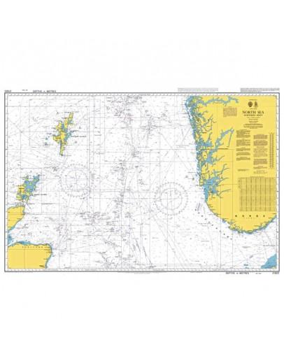 2182C - International Chart Series, North Sea Northern Sheet