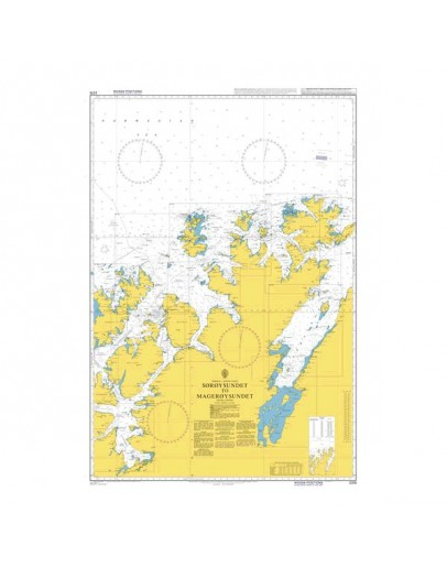 2315 - Norway - North Coast, Sørøysundet to Magerøysundet