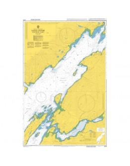 2379 - Scotland - West Coast, Loch Linnhe Central Part