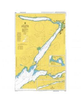 2380 - Scotland - West Coast, Loch Linnhe Northern Part - Plan A) Loch Leven Narrows