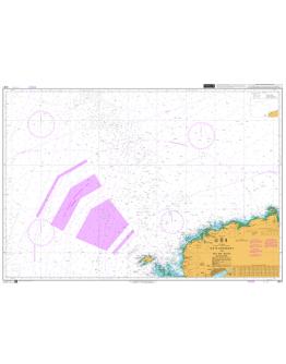 2647 - International Chart Series, France - North Coast, Ile d'Ouessant to Ile de Batz