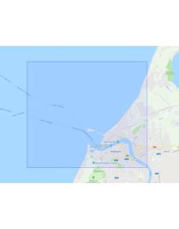 2716 - International Chart Series, Baltic Sea, Latvia, Ventspils