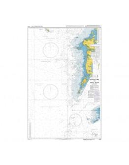 2722 - International Chart Series, Scotland - West Coast, Skerryvore to Saint Kilda
