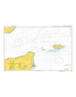 2970 - International Chart Series, Somalia and Yemen, Eastern Approaches to the Gulf of Aden - Boosaaso