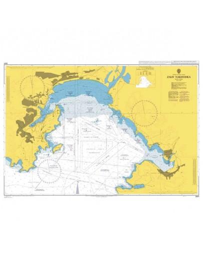 3041 - Russia - Pacific Coast, Zaliv Nakhodka