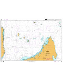 3877 - International Chart Series, Indian Ocean, Mozambique Channel Northern Part