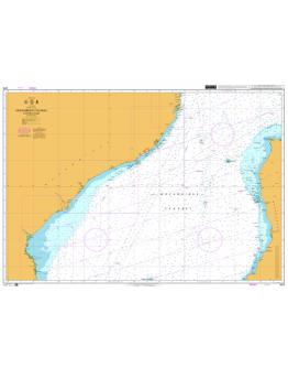 3878 - International Chart Series, Indian Ocean, Mozambique Channel Central Part