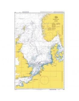 4140 - International Chart Series, North Sea
