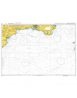 442 - International Chart Series, English Channel, Lizard Point to Berry Head