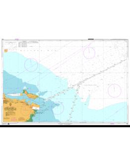 723 - China - Yellow Sea, Approaches to Lianyungang