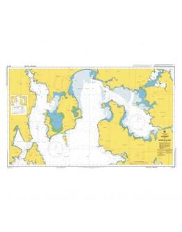 AUS171 - Australia - South Coast, Tasmania, Hobart To Norfolk Bay  - Bowen Bridge