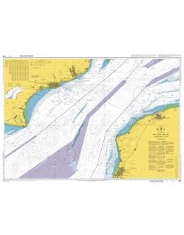 1892 - International Chart Series, English Channel, Dover Strait, Western Part