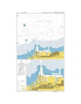 932  - Indonesia, Jawa - North Coast, Pelabuhan Tanjung Priok and Approaches - Plan A) Pelabuhan Tanjung Priok - Plan B) Approaches to Pelabuhan Tanjung Priok