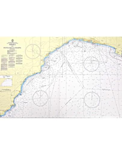 1913 - Imperia to Punta Della Chiappa