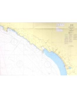 1914 - Punta Della Chiappa to Viareggio
