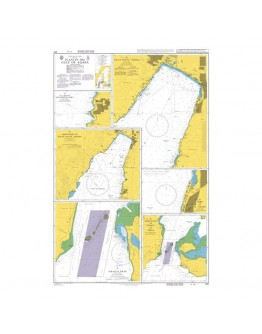 801 - Red Sea, Plans in the Gulf of Aqaba