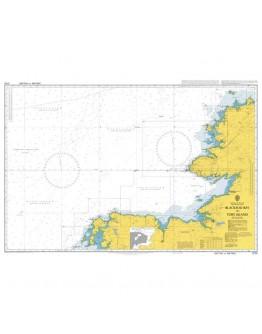 2725 - Ireland - North West Coast, Blacksod Bay to Tory Island