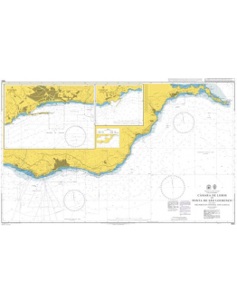 1685 - Ponta Gorda to Ponta de Sao Lourenco including the Port of Funchal (Funchal)