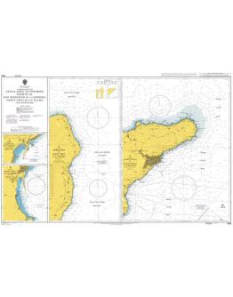 1858 - Apps. to S. Cruz de Tenerife, Puerto de S. Sebastian de la Gomera, S. Cruz de la Palma and Apps.