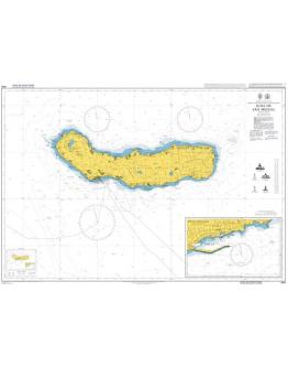 1895 - Ilha de Sao Miguel -Ponta Delgada
