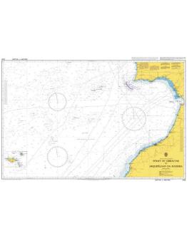 3132 - Strait of Gibraltar to Arquipelago da Madeira