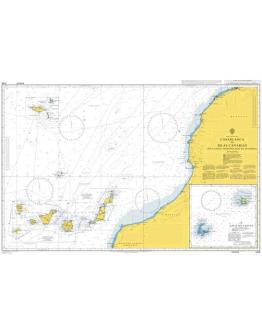 3133 - Casablanca to Islas Canarias (Including Arquipelago da Madeira)