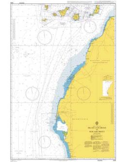3134 - Islas Canarias to Nouakchott