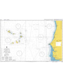 3135 - Nouakchott to Bissau and Arquipelago De Cabo Verde