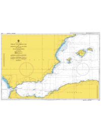 SPAIN - MOROCCO - ALGERIA AND NORTH TUNISIA