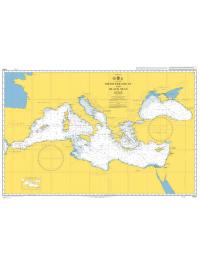 ADMIRALTY MEDITERRANEAN - BLACK SEA