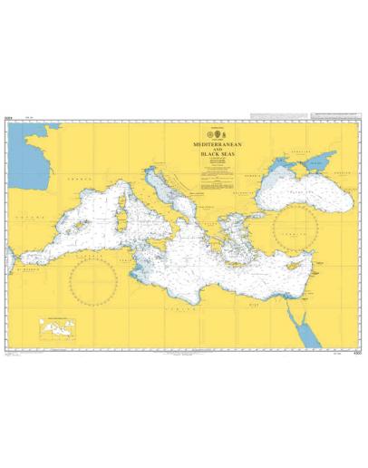 4300 - Mediterranean and Black Seas