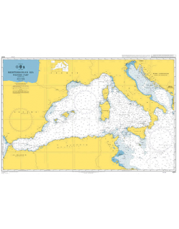 4301 - Mediterranean SeaWestern Part