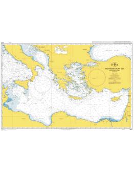 4302 - Mediterranean SeaEastern Part